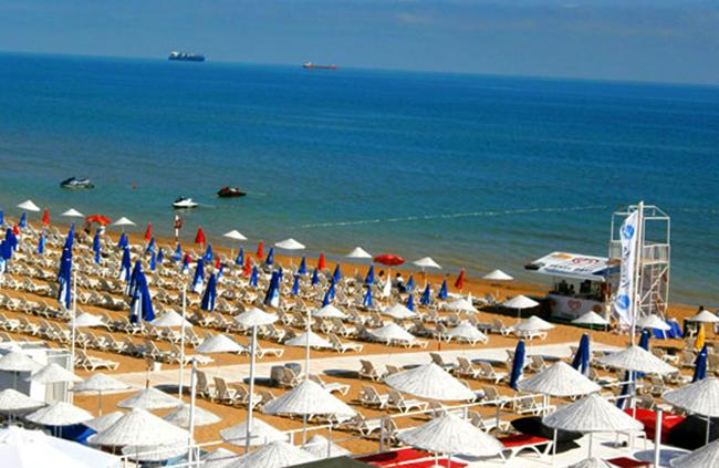 Тырмата (Tırmata Beach)