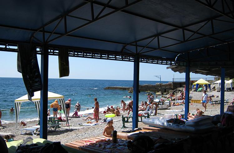 Пляж «Ай-Тодор»