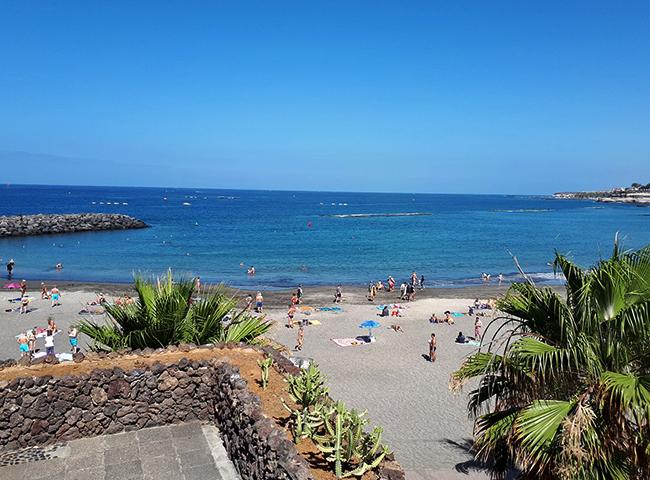 Торвискас (Playa de Torviscas)