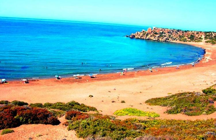 Черепаший пляж Алагади (Alagadi Turtle Beach)