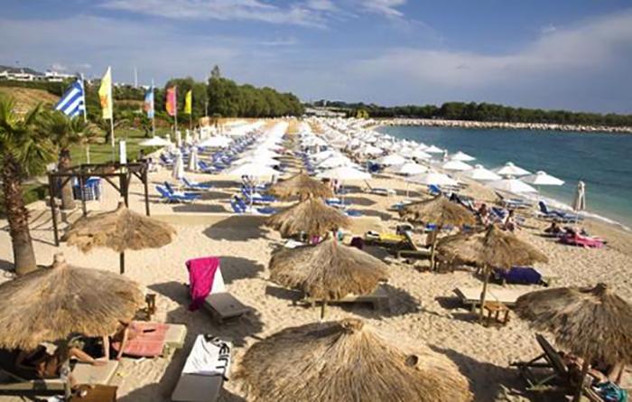 Пляжный клуб Алимос (Alimos Beach Club)
