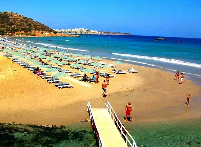 Альмирос (Almyros Beach)