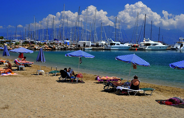 Аммос (Ammos Beach)