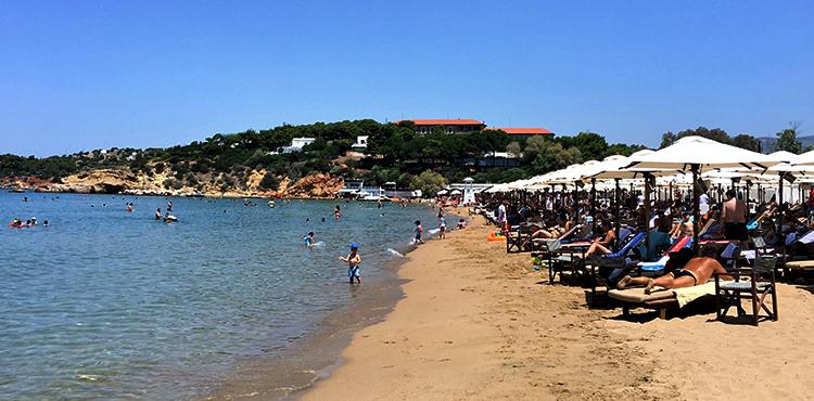 Пляжный клуб Астир (Astir Beach Club)