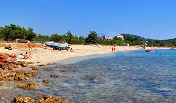 Пляж Астрис (Astris beach)