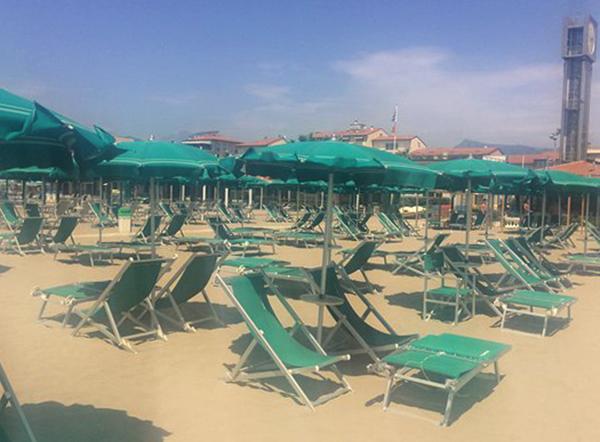 "Пляж ""Багно Ирен"" (""Bagno Irene Beach"")"