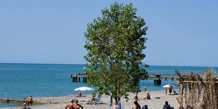 Пляж «Белый»