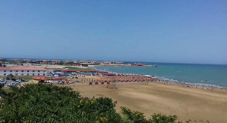 "Пляж ""Бильгя"" (""Bilgah Beach"")"