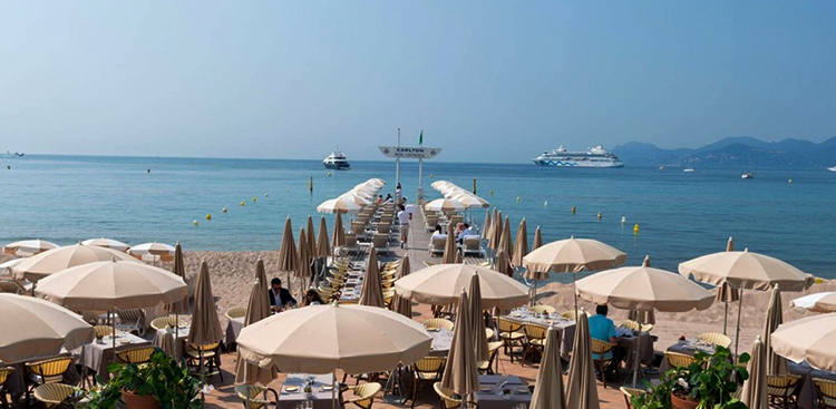 "Пляж ""Карлтон"" (""Carlton Beach"")"