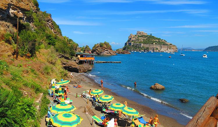 "Пляж ""Картаромана"" (""Cartaromana Beach"")<"