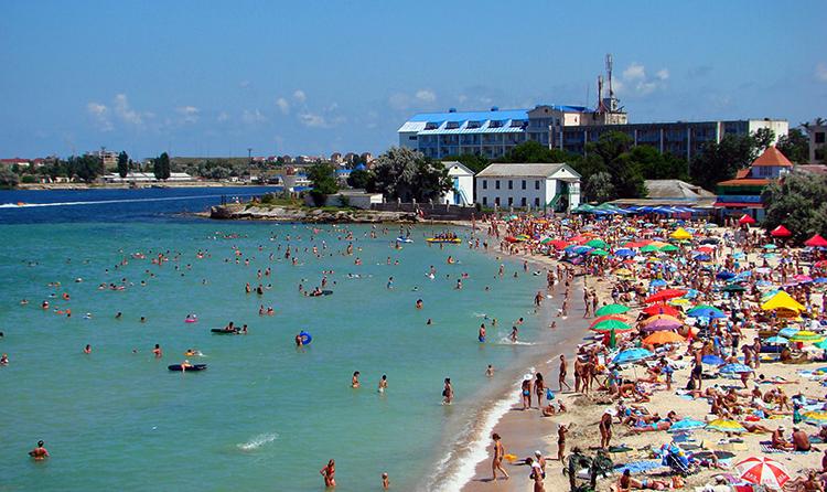 Городской (центральный) пляж