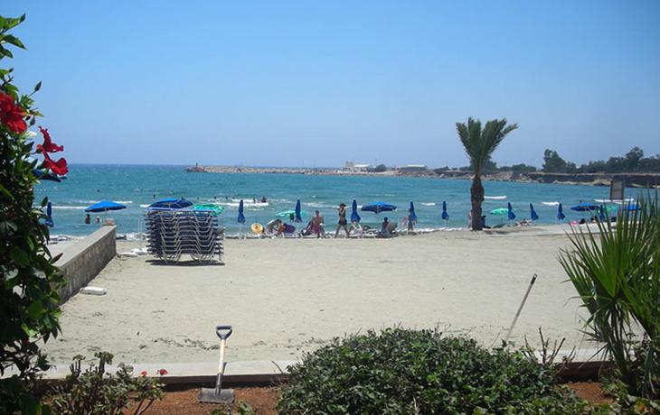 Чессака (Cessac Beach)