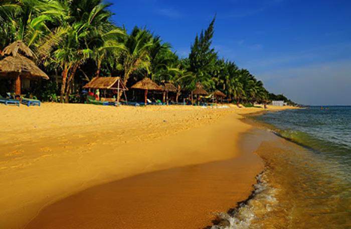 Дуонг Донг (Duong Dong Beach)