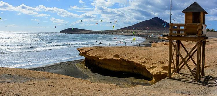Эль Медано (Playa El Medano)