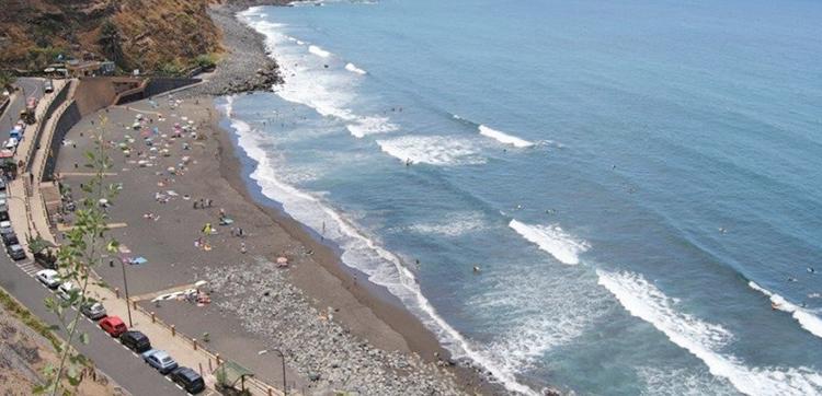 Эль Сокорро (Playa El Socorro)