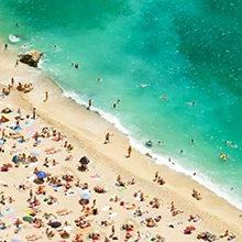 Лучшие пляжи Франции для отдыха и купания