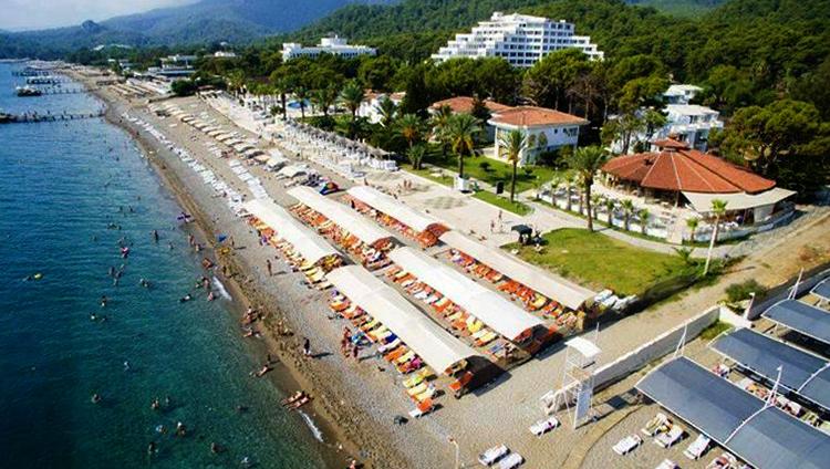Гейнюк (Goynuk Beach)