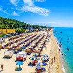 Лучшие пляжи Халкидики — обзор и фото мест