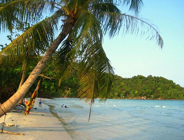 Хам Нинь (Ham Ninh Beach)