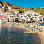 Искья — обзор пляжей острова