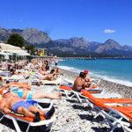 Популярные пляжи Кемера