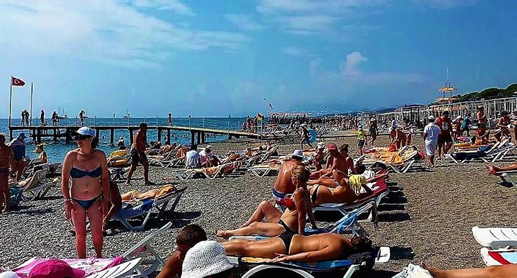 Кириш (Kiris Beach)