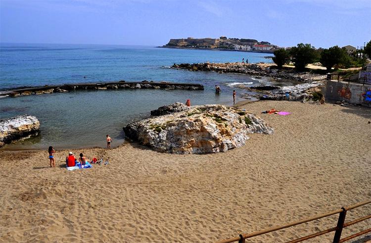Кумбес (Koumbes Beach)