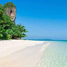 Лучшие пляжи Краби с фото и описанием