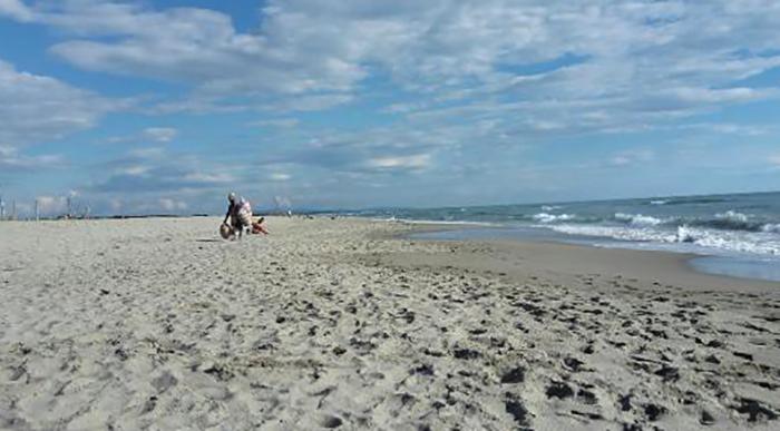 "Пляж ""Ла Лесьона"" (""La Lecciona Beach"")"