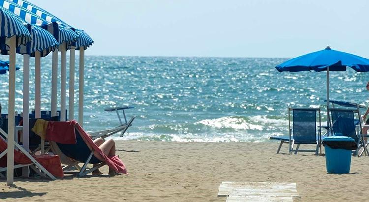 """Пляж """"Ла Пиза"""" (""""La Pace Beach"""")"""
