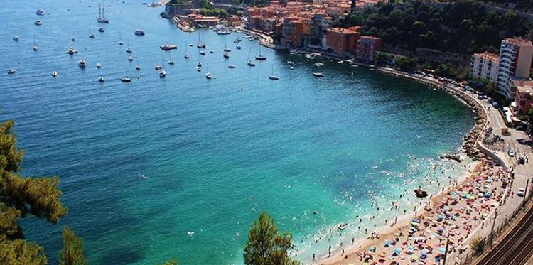 """Пляж """"Мариньер"""" (""""Marinieres Beach"""")"""