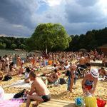 Лучшие пляжи Москвы: обзор, фото и описание