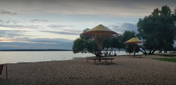 Пляжная зона №1 Минского моря
