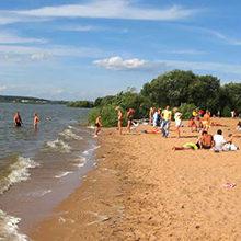 Лучше пляжи Минска и окрестностей с фото и описанием