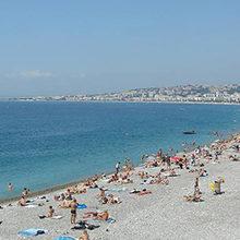 Лучшие пляжи Ниццы — места для купания и отдыха города