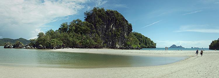 Островки рядом с Ноппарат Тара (Nopparat Thara Beach)