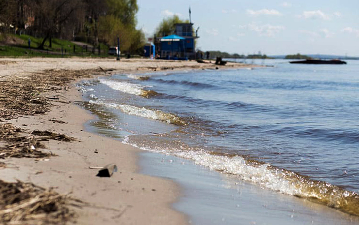 """Пляж """"Норский"""""""