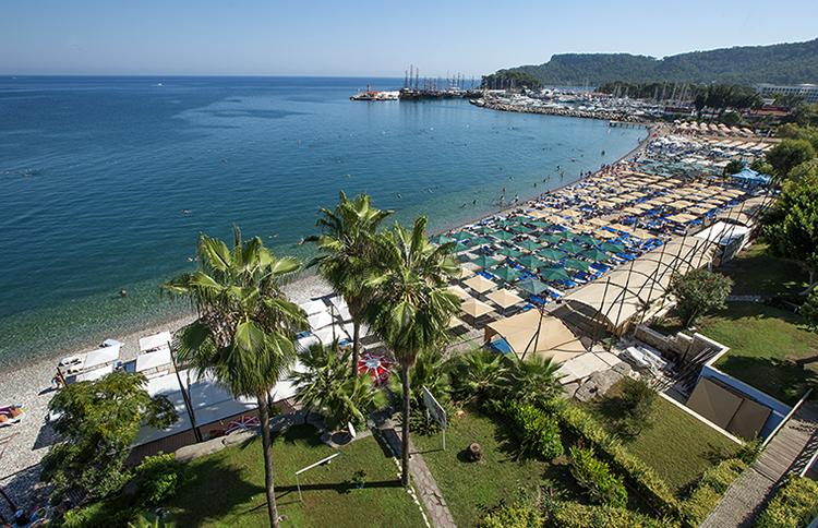 Олимпос (Olimpos Beach)