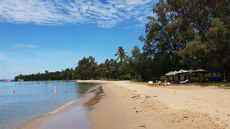 Онг Ланг (Ong Lang Beach)
