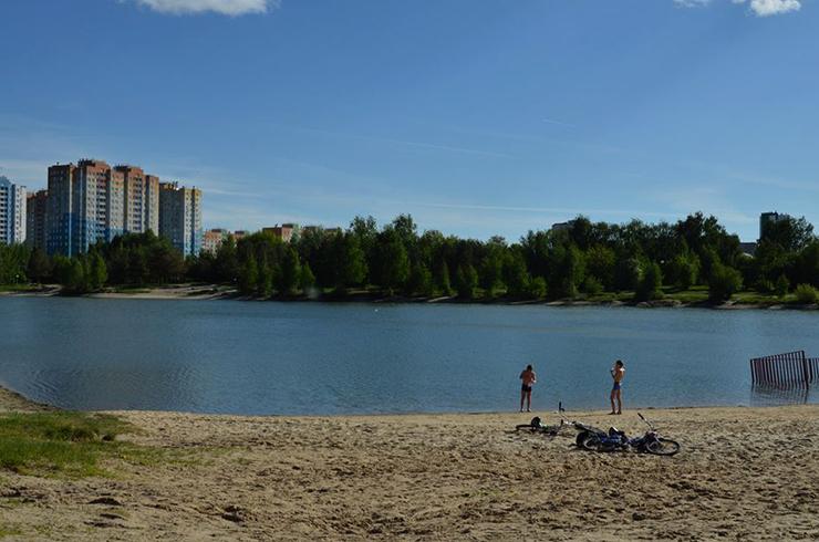 Парковое озеро 2-й очереди