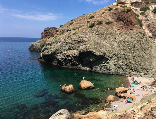 Пляж Патриот