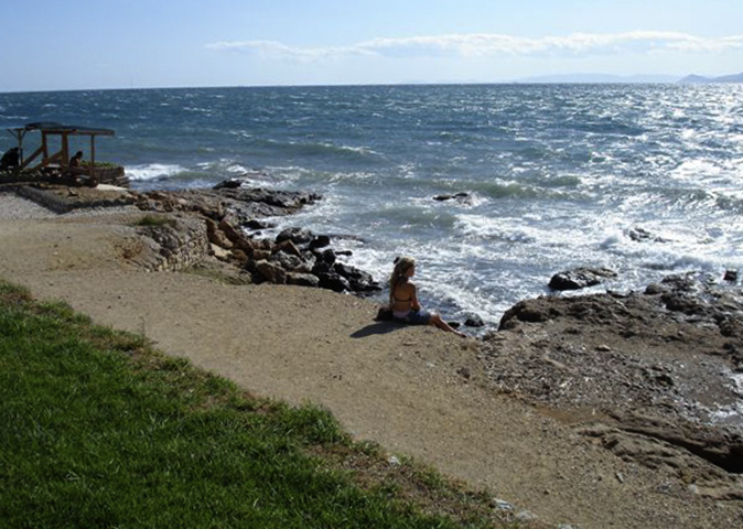Пляж Фалирон (Phaliron Beach)