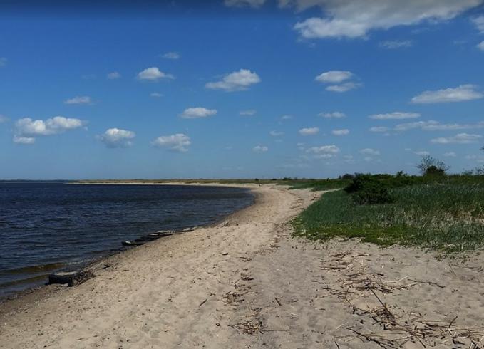 Песчаный пляж «Побережье»