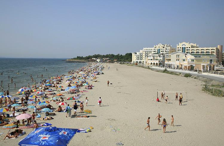 Пляжи Поморья (Pomorie)