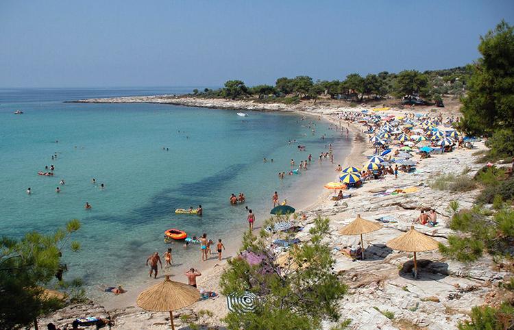 Пляж Псили Аммос (Psili Ammos beach)