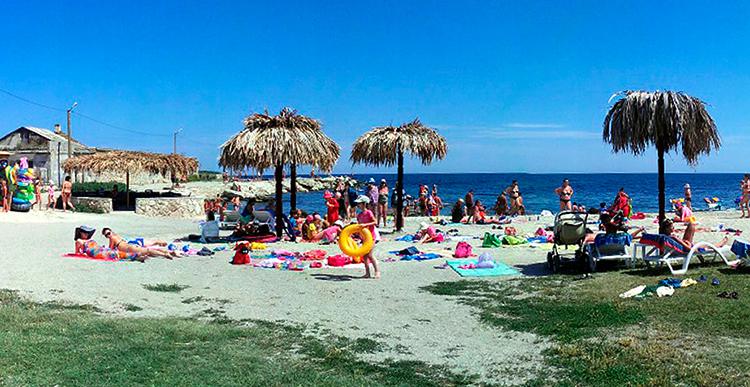 Пляж «Рыбзик»