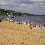 Пляжи Саратова с фото и описанием