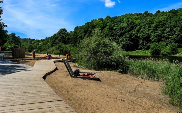 3-е озеро Щелоковского хутора