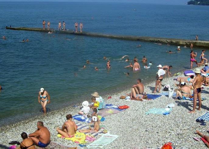 Пляж «Семафор»