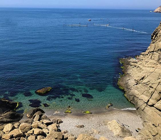 Пляж «Шайтан»